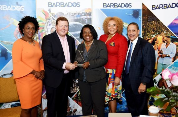 BARBADOS NAMED CARIBBEAN LUXURY DESTINATION OF 2017