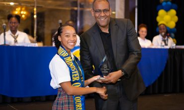 HAILEY MAHY IS THE 2019 BARBADOS JUNIOR MINISTER OF TOURISM