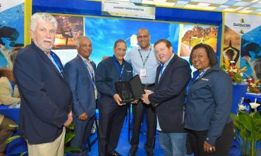 Griffith Honoured At CHTA Marketplace