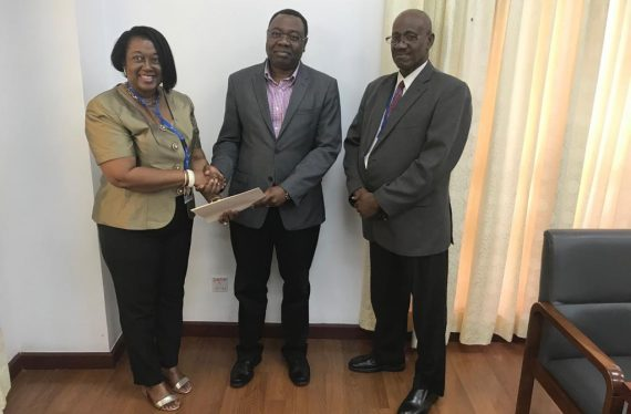 BARBADOS SIGNS MOU WITH TOP CIVIL AVIATION BODY