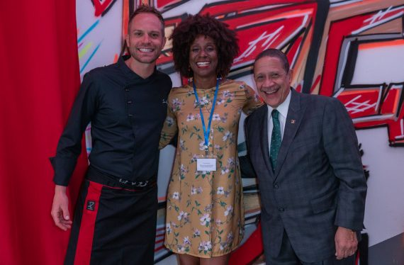 BTMI RAMPS UP MARKETING EFFORTS IN EUROPE, SIGNS CELEBRITY CHEF