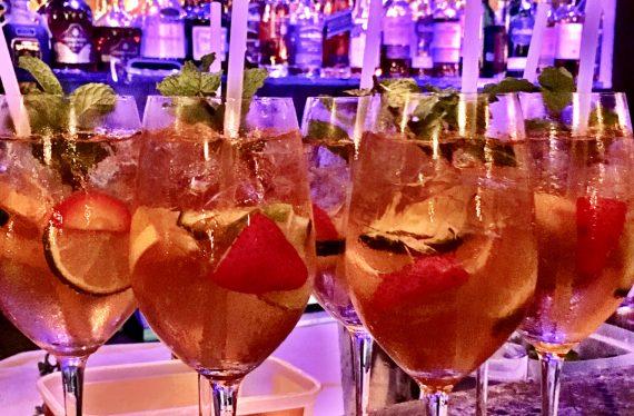Celebrating Sun and Rum in Barbados