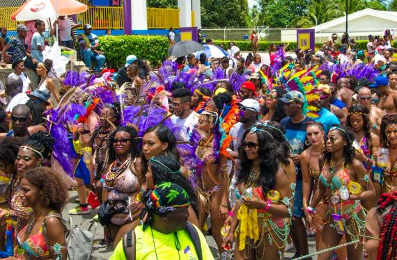 Take your crew to Barbados Cropover with #nocrewleftbehind promotion