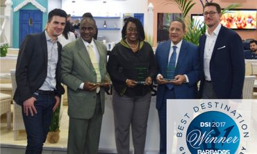 BARBADOS #1 IN THE WORLD FOR VISITOR SATISFACTION