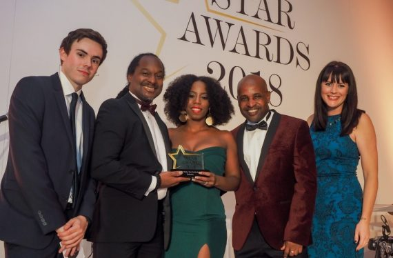 BARBADOS SHINES BRIGHT WITH STAR'S 2018 DESTINATION FOR WINTER SUN AWARD