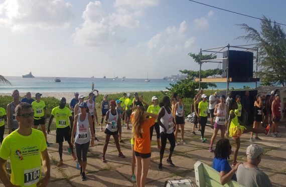 Keep fit and drink lots of rum: Running a Barbados marathon is the perfect way to see the Caribbean