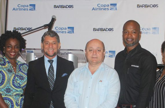 Copa Airlines Releases Competitive Intro Fare for New Direct Barbados Flight