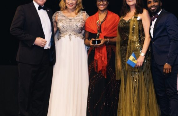 BARBADOS RECEIVES THE HIGHEST HONOR AS BEST TOURISM BOARD OVERALL IN THE USA AT THE 2019 TRAVVY AWARDS